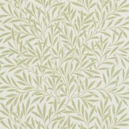 William Morris COMPILATON WALLPAPER Tapet WILLOW 216835 (i tre Färgställningar)