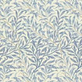 William Morris COMPILATON WALLPAPER Tapet WILLOW BOUGHS 216807 (i två Färgställningar)