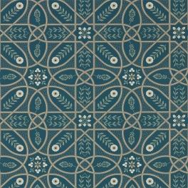 William Morris MELSETTER WALLPAPER Tapet BROPHY TRELLIS 216699 (i fyra Färgställningar)