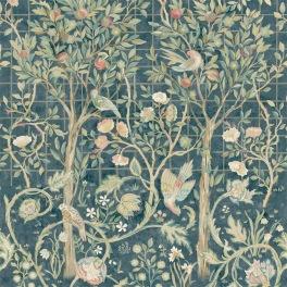 William Morris MELSETTER WALLPAPERS Tapet MELSETTER (3M STOCKED) 216706 (i Två Färgställningar)