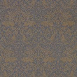 William Morris PURE MORRIS NORTH WALLPAPERS Tapet PURE BRER RABBIT 216530 (i fem Färgställningar)
