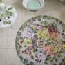 A. Nyhet Designers Guild Digitaltrykt Matta GRANDIFLORA ROSE EPICE Rund diameter 250 cm RUGDG0679 Kampanj 25% rabatt på hela köpet över 5000 kr (gäller ej rea och tyger) KOD. GTGYTKXL