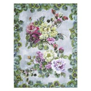 Designers Guild Pläd GRANDIFLORA ROSE EPICE 130x180cm digitaltrykt på linne BLDG0224 (1-Pack) Kampanj 25% rabatt på hela köpet över 5000 kr (gäller ej rea och tyger) KOD. GTGYTKXL - Per st