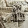 Designers Guild Pläd Longhena Espresso Throw 130x180cm 20%Merino Wool 40%Cotton 40% arylic BLDG0221 (2-Pack) Kampanj 25% rabatt på hela köpet över 5000 kr (gäller ej rea och tyger) KOD. GTGYTKXL - 2-pack