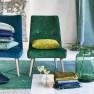 Designers Guild Tygkollektion TARAZONA FABRICS Easyclean velvety