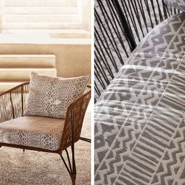 Mark Alexander Tygkollektion Veranda Indoor/Outdoor Weaves
