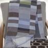 Designers Guild Pläd Tuilerie Cornflower Throw 130x180cm 80%Merino Wool 20%Polyamide BLDG0222 (2-Pack) Kampanj 25% rabatt på hela köpet över 5000 kr (gäller ej rea och tyger) KOD. GTGYTKXL
