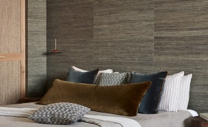 Mark Alexander Tapetkollektion Grasscloth Handwoven Wallcoverings