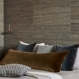 A. Nyhet Mark Alexander Tapetkollektion Grasscloth Handwoven Wallcoverings