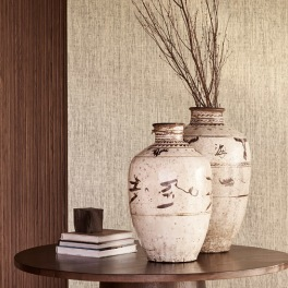 A. Nyhet Mark Alexander Tapetkollektion Paperweave Handwoven Wallcoverings