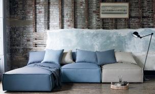Villa Nova Tygkollektion Cambay EasyClean Plain Weave