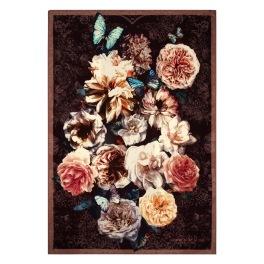 A Nyhet Designers Guild Pläd PAHARI ROSEWOOD BLDG0227 digitaltrykt på Merino Wool (1-Pack) Kampanj 25% rabatt på hela köpet över 5000 kr (gäller ej rea och tyger) KOD. GTGYTKXL