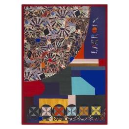 Christian Lacroix Pläd MOSAIC FREAK MULTICOLORE BLCL5005 digitaltrykt på Puré Merino Wool (1-Pack) Kampanj 25% rabatt på hela köpet över 5000 kr (gäller ej rea och tyger) KOD. GTGYTKXL