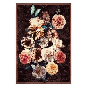 Designers Guild Pläd PAHARI ROSEWOOD BLDG0227 digitaltryckt på Merino Wool (1-Pack) Kampanj 25% rabatt på hela köpet över 5000 kr (gäller ej rea och tyger) KOD. GTGYTKXL