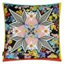 Christian Lacroix Kudde FLOWERS GALAXY MULTICOLORECCCL0593X (1-PACK ) Kampanj 25% rabatt på hela köpet över 5000 kr (gäller ej rea och tyger) KOD. GTGYTKXL - Visar Kudde baksida