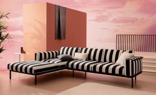 Kirkbydesign Tygkollektion Rock Indoor*/Outdoor Weaves