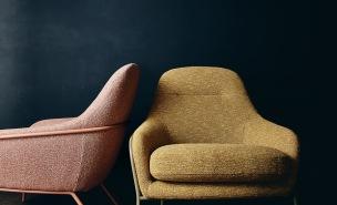 Romo Tygkollektion Acara Textured Weaves