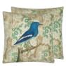 A Nyhet John Derian Kudde WALLPAPER BIRDS SEPIA 50x50 CCJD5057 (2-PACK) Kampanj 25% rabatt på hela köpet över 5000 kr (gäller ej rea och tyger) KOD. GTGYTKXL - 2-pack Kuddar med rabatt