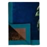 Designers Guild Pläd MINAKARI COBALT digitaltryckt på pure soft Merino Wool 130X180 cm BLDG0226 (2-Pack) Kampanj 25% rabatt på hela köpet över 5000 kr (gäller ej rea och tyger) KOD. GTGYTKXL