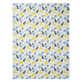 Klippans Yllefabrik Tyg Lily 100% Bomull. Tryckt Tyg/Printed Fabric width 153cm (säljes om 10 meter per rulle)