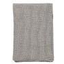 Klippans Yllefabrik Basket 130 x 180 cm. 100 % organisk bomull - 1-pack 2704-03 Grey