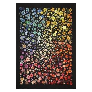 Christian Lacroix Pläd JARDIN DES HESPÉRIDES MULTICOLORE BLCL5006 digitaltrykt på Puré Merino Wool (1-Pack) Kampanj 25% rabatt på hela köpet över 5000 kr (gäller ej rea och tyger) KOD. GTGYTKXL - Per st