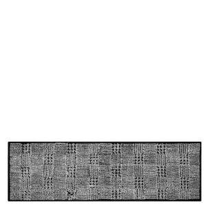 A Nyhet Designers Guild Handtuftad Matta QUELUZ NOIR RUNNER 75x250 cm RUGDG0740 (Går att måttbeställa) Kampanj 25% rabatt på hela köpet över 5000 kr (gäller ej rea och tyger) KOD. GTGYTKXL
