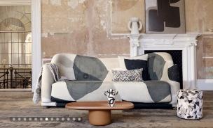 A. Nyhet Kirkbydesign Tygkollektion Burst Decorative Weaves and Prints