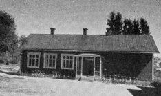 Gryta Skola Gymnastiksalen 1800-talet