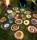 """Land Art Projekt """"Cirkel"""", alla 5-åringar i kommunal barnomsorg, Klippans kommun"""
