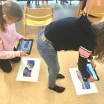 """Skapande skola projekt, Tema """"Vatten är livet"""", 219 elever i åk F-6, Rutsborgskolan, Bjärred, Lomma kommun"""