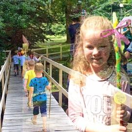 NaturSafari för barn med konstworkshop, Söderåsens nationalpark