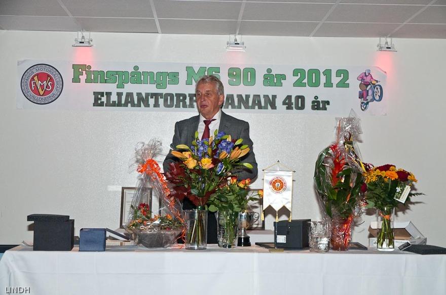 Stig Andersson FMS Ordföranden