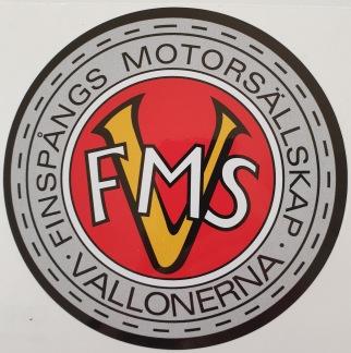 FMS dekaler - FMS dekal 300 mm