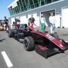 Licenstagning på Hohenthal Racing Academy 2010. Formula Renault/Daniel in a Formula Renault