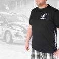 T-shirt Svart - T-shirt Svart XXL