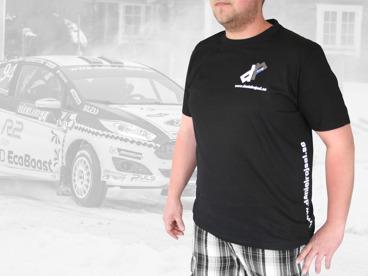 T-shirt Svart - T-shirt Svart S
