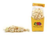 Popcorn med logo tryck