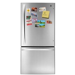 En kylskåpsmagnet är ett populärt och billigt sätt att exponera och locka till sig målkunder.