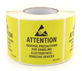 Kundanpassade farosymbol / varningsetiketter