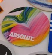 Glasunderlägg / Coasters