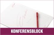 offsettryck block, konferensblock, konferenpack, reklampennor, rutig papper, linjerad papper, konferensblock med tryck, reklam, konferens, block, tryck, logo, anteckning, skriv, papper, event, mässa, anteckningblock med egen logo, skrivblock, blockis, spiralblock