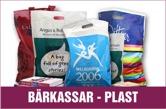 Bärkassar - plast
