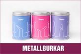 Metallburkar