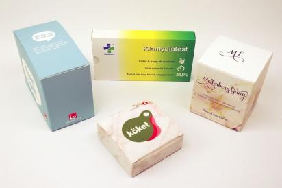 Produktförpackning /Medicinförpackning Display