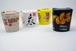 ToGo Box Asia med eget tryck