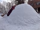 Arkki igloo foto Pihla Meskanen