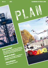 Tidskriften PLAN 5-6 2013