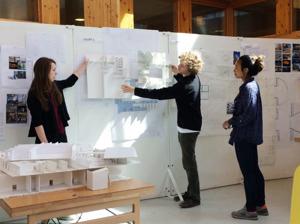 Tensta arkitekturskola, foto Suzanne de Laval