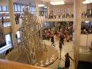 Tratyakovgalleriet invigning av Start Schoolutställning